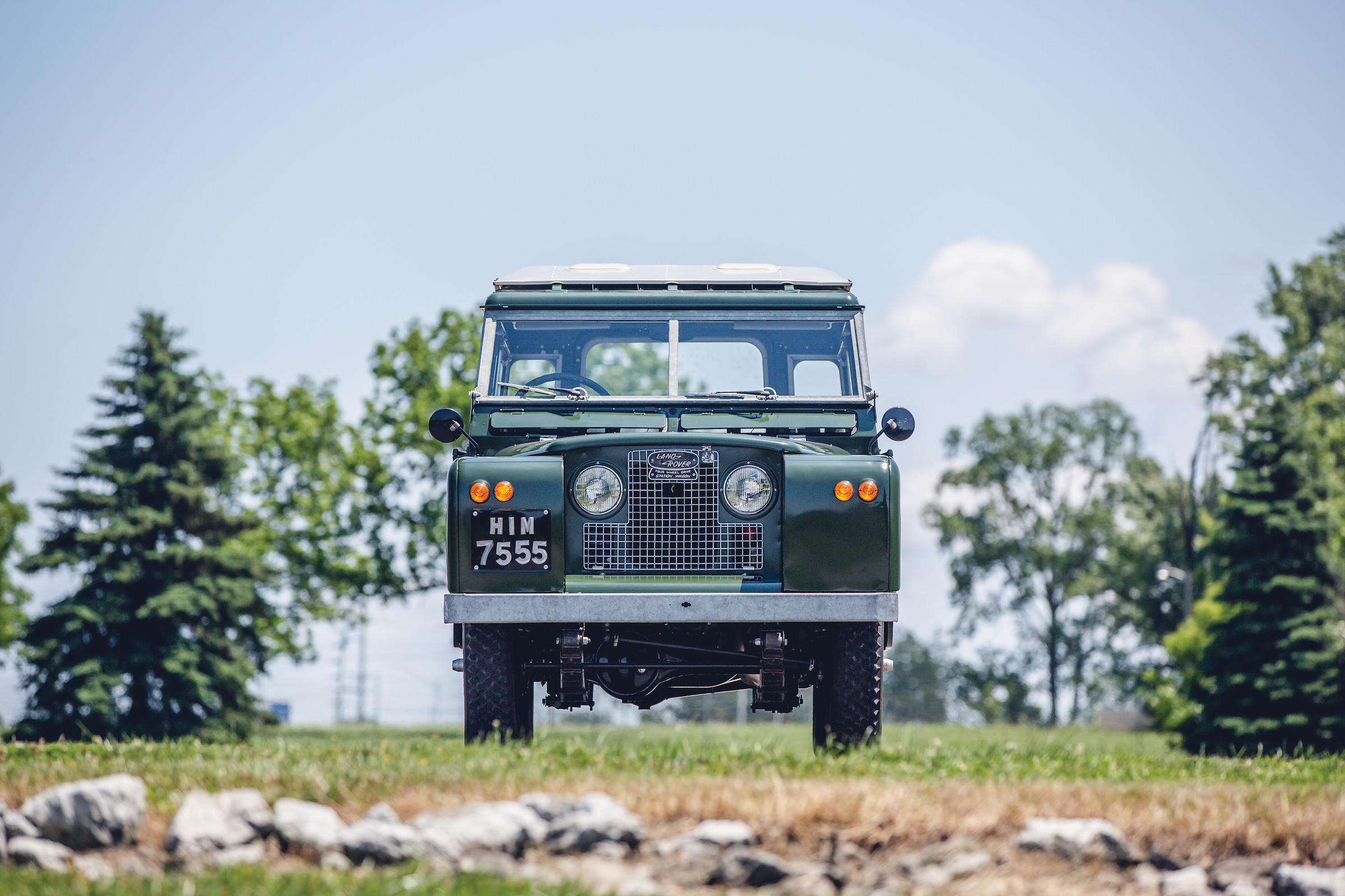 Land-Rover-Series-2A-Front
