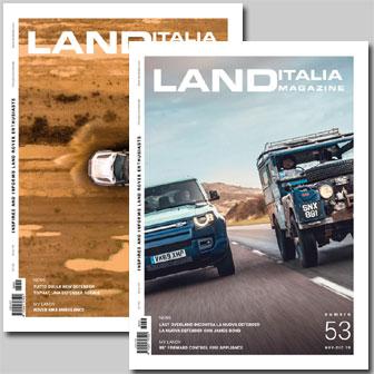 Abbonati a Land Italia magazine