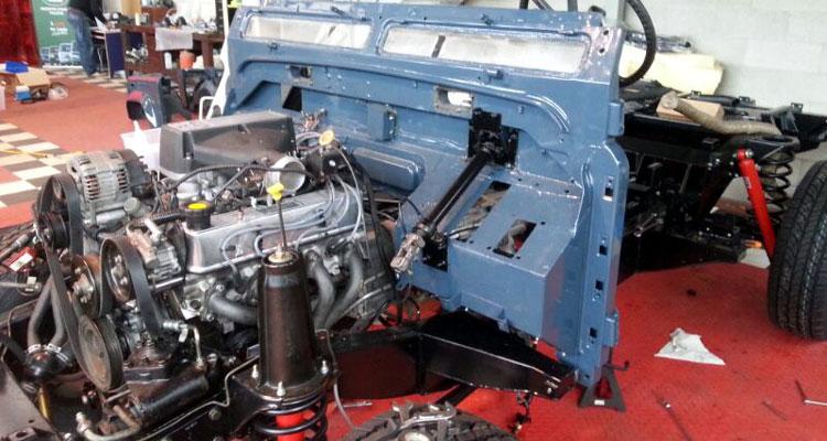 Motore-e-Bulkhead-montati